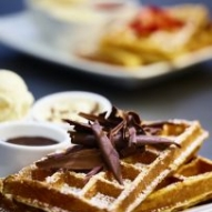 House of Anvers Delicious Waffles
