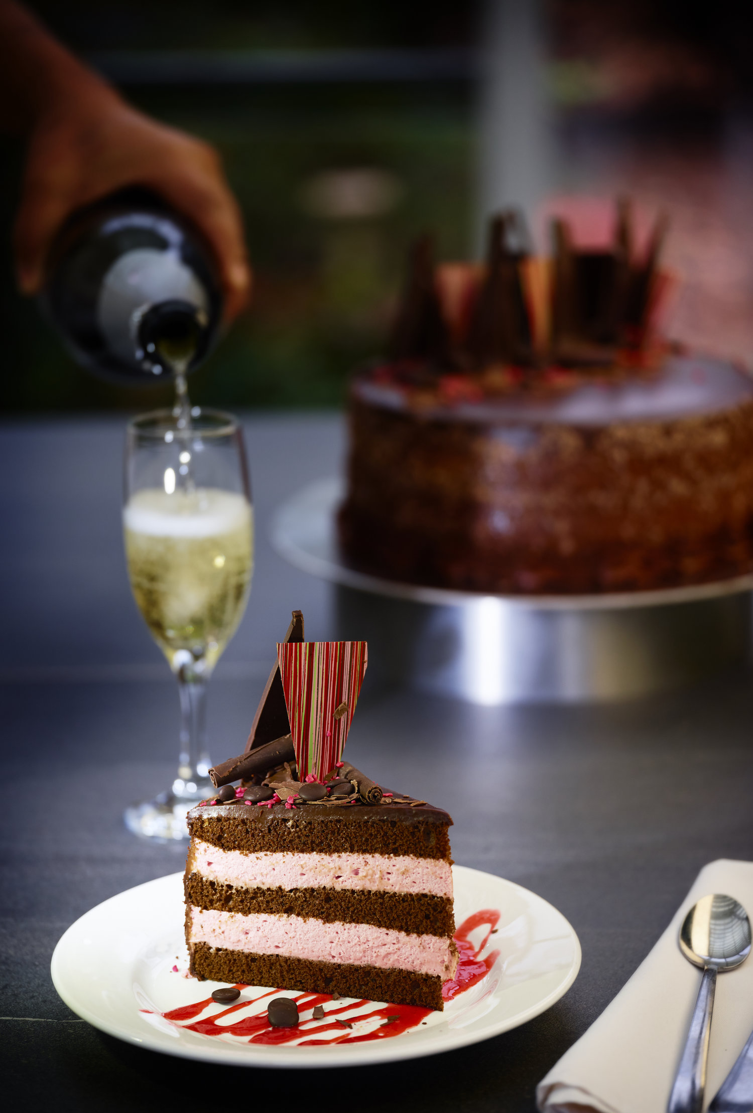 House of Anvers Cafe Cake