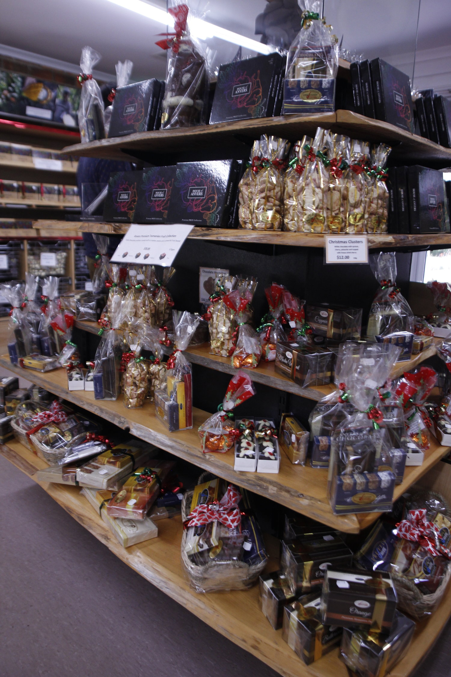 House of Anvers Chocolate gift hampers